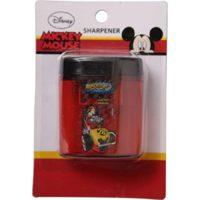 Disney Mickey Mouse Double Pencil Sharpner(1x3)