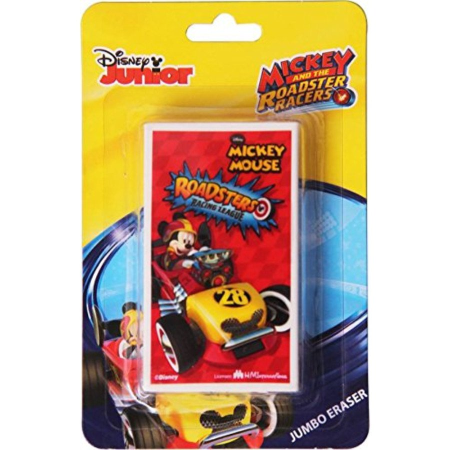 Disney Mickey Mouse Pencil Ereser 1x3 Hm Store