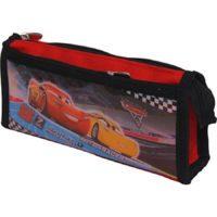Disney Cars Double Zip Pencil Bag