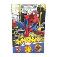 HMI Original Licensed Disney & Marvel Character Exam Clip Board, Fullscape size (Spider Man)