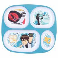 Ben 10 Four Lattice Plate