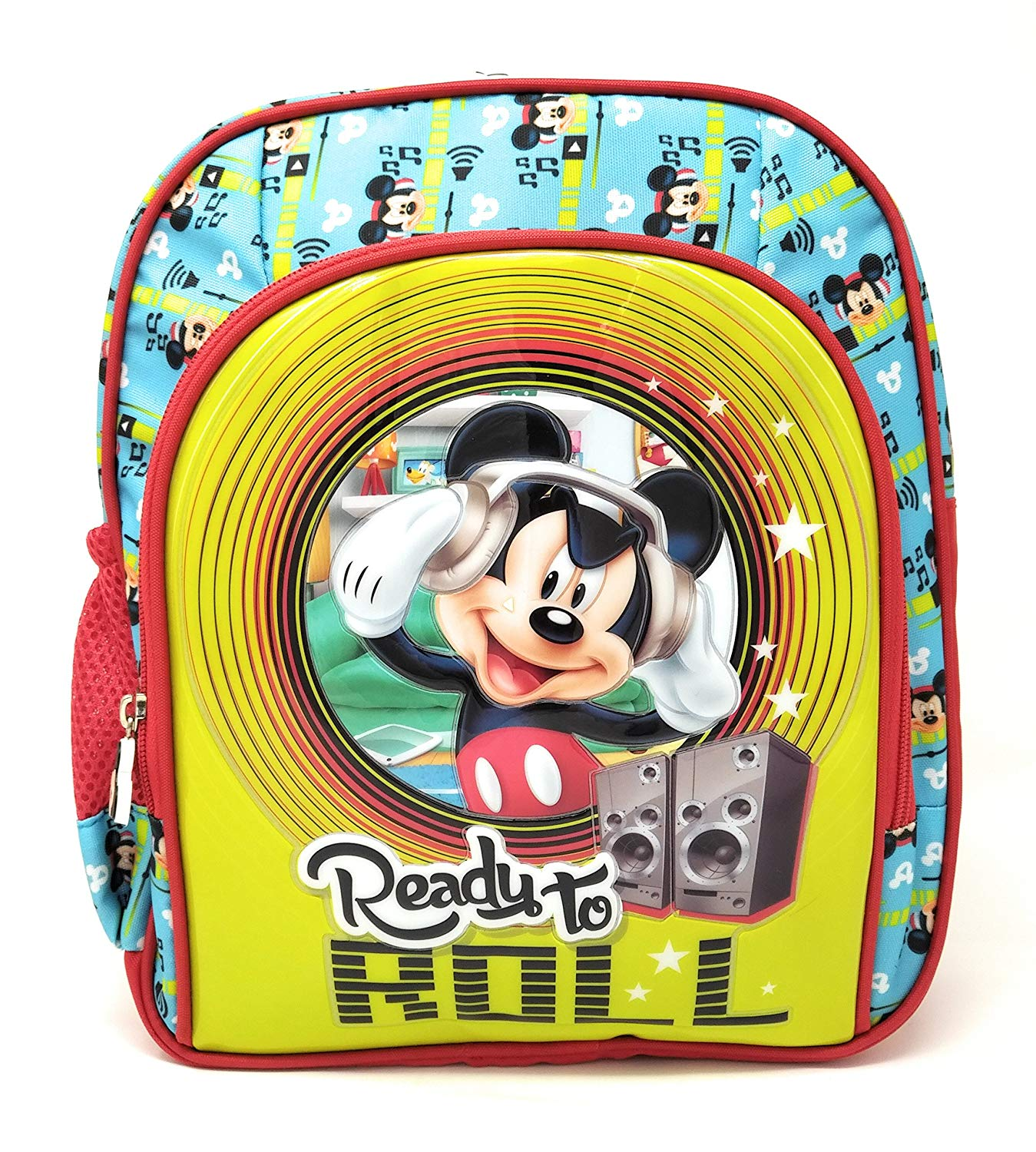 HMI Disney Junior 12 inch Kids Backpack b4057ad8bbdb3